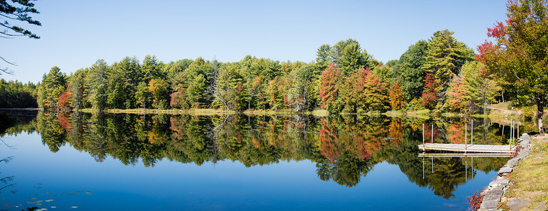 Reflections in Barnstead NH