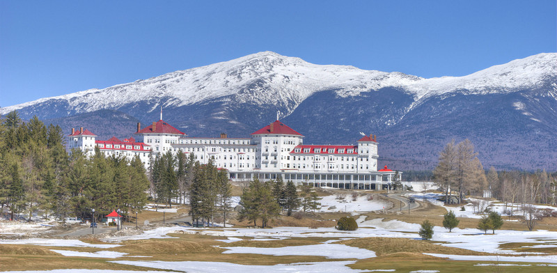 Mount Washington Hotel, March 2011