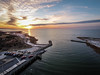 Rock Harbor Aerial