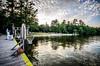 Camp Tecumseh Dock