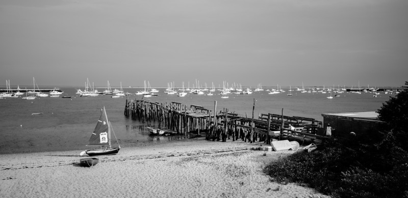 Provincetown Pier and Harbor
