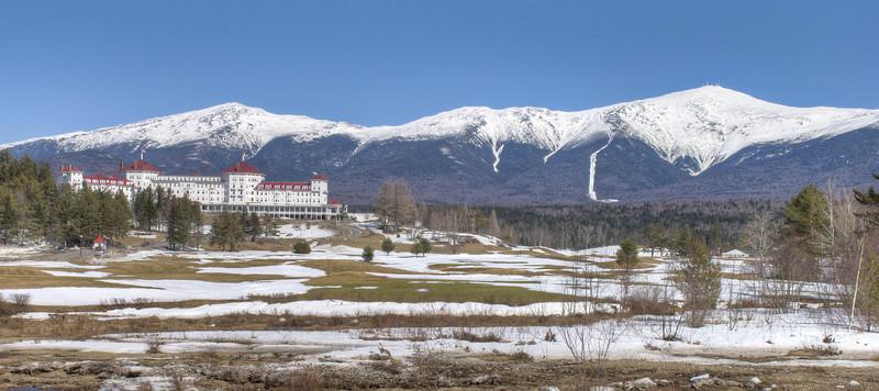 Mount Washington Hotel, March 2011