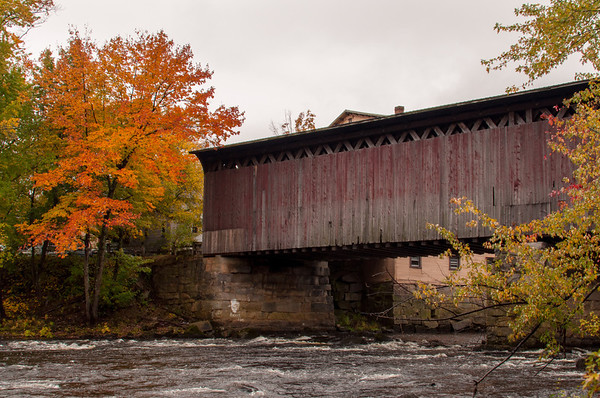 Contoocook Railroad Bridge