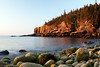 Otter Cliff at Sunrise - Acadia National Park, ME, USA