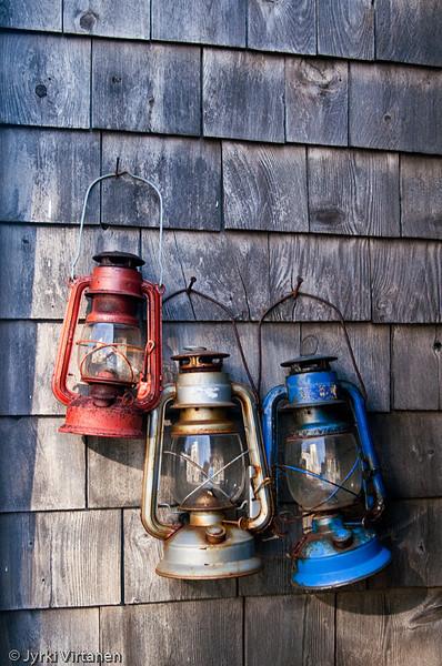 Lantern Trio - Rockport, MA, USA