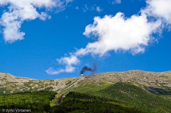 Mount Washington Cog Railway III - New Hampshire, USA
