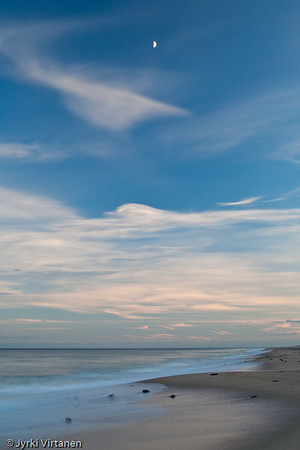 Nauset Beach Sunset - Cape Cod, MA, USA