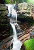 Waterfall - Franconia Notch State Park, New Hampshire, USA
