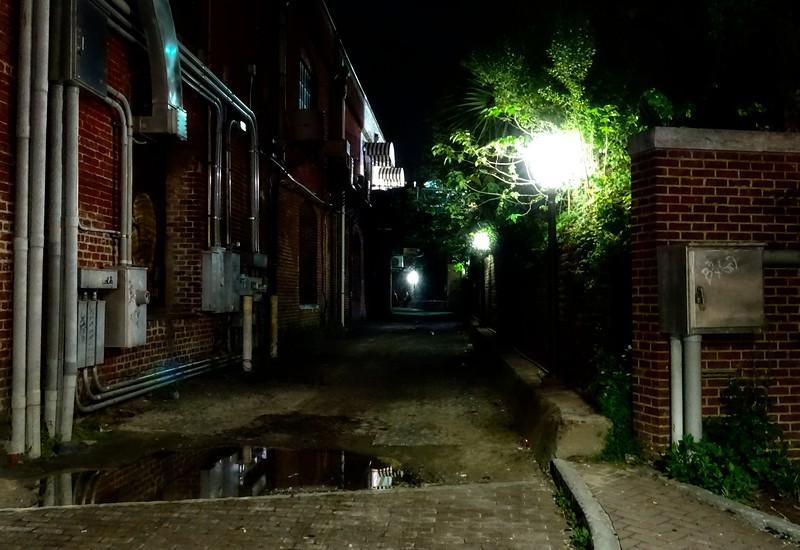 Savannah, Georgia.<br /> ©Carl Clark