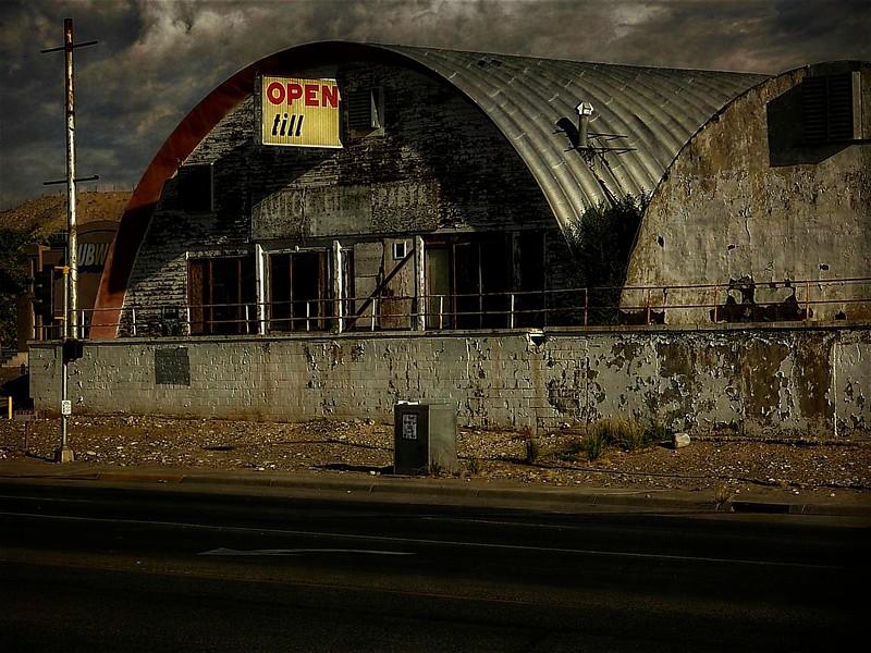 Timeless. Farmington, New Mexico.<br /> ©Carl Clark