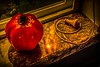 Still life at home. Because it was there!<br /> Photo © Carl Clark