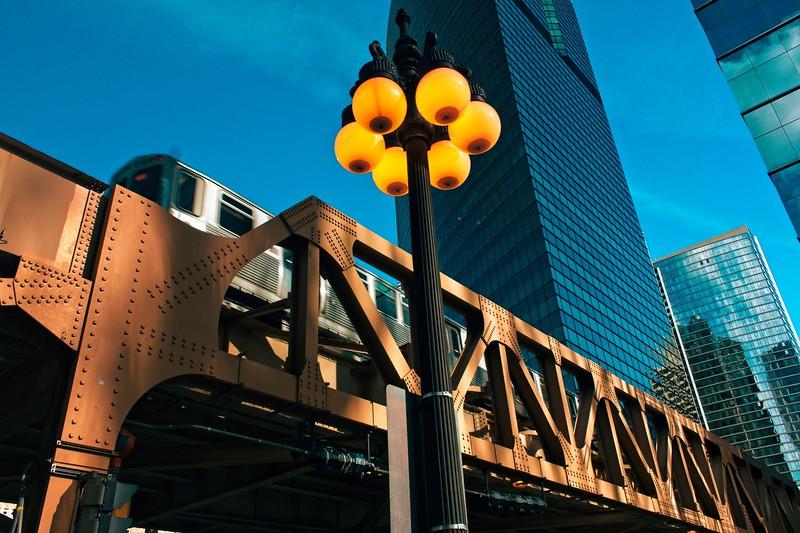 Chicago street scene, 2012.<br /> © Cindy Clark