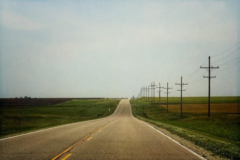 Along state Highway 4, Kansas.<br /> © Cindy Clark
