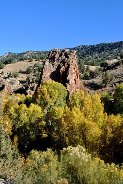 On Rock Creek Road in Colorado 2