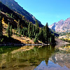 Maroon Bells 7 near Aspen Colorado