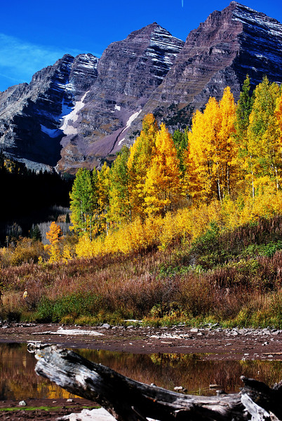 Maroon Bells 12 near Aspen Colorado