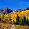 Maroon Bells 5 near Aspen Colorado