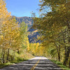 On the Road to Maroon Bells