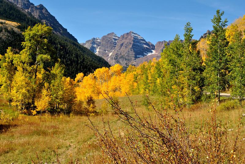 Maroon Bells 8 near Aspen Colorado