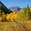 Maroon Bells 8 near Aspen Colorado
