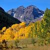 Maroon Bells  13 near Aspen Colorado