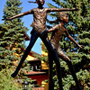 Sculpture in Vail Colorado