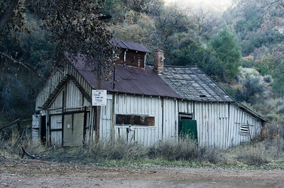 New Idria Mine and Ghost Town