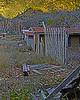 Picket Fences (HDR)