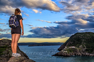 Lookout Fort Amherst