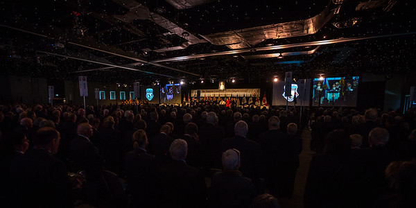 Royal Canadian Legion at the St John's Convention Centre
