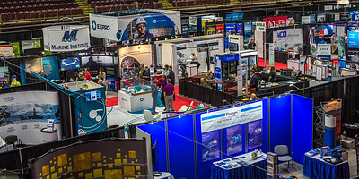 Trade Show at Mile One Centre