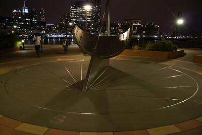 New Jersey, Manhatten, Ellis Island, Statue of Liberty, Hudson River