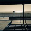 Ocean Beach bench view