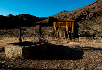 COX RANCH WELL & SHED