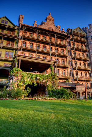 Mohonk Mountain House2