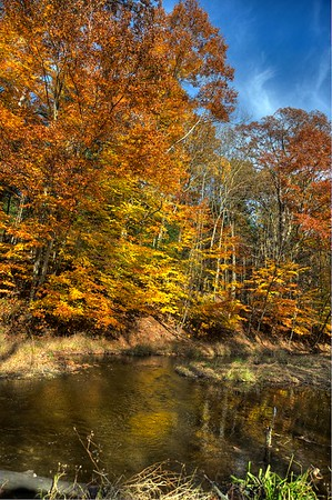 Millbrook Pond HDR2
