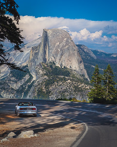 Glacier Point Pit Stop