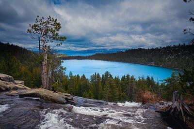 Cascade Falls Overlook