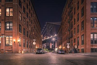 One Way to Manhattan