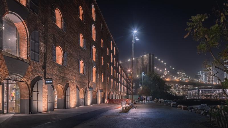 Brooklyn  Reading Light