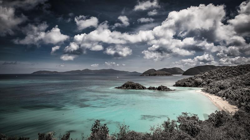 Blue Sky Bay