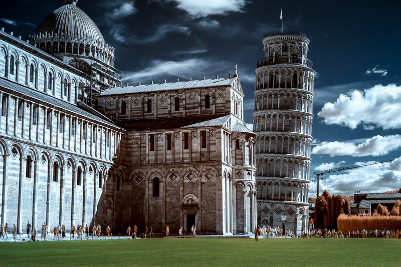 A Little Slice of Pisa