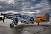 P-51 Mustang From Nine O'Clock