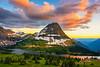 #306 Hidden Lake, Bear Hat Mt., Glacier NP, MT