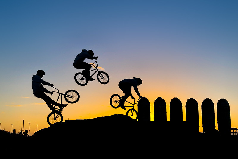 BK 008 Bellingham Waterfront Bike Park