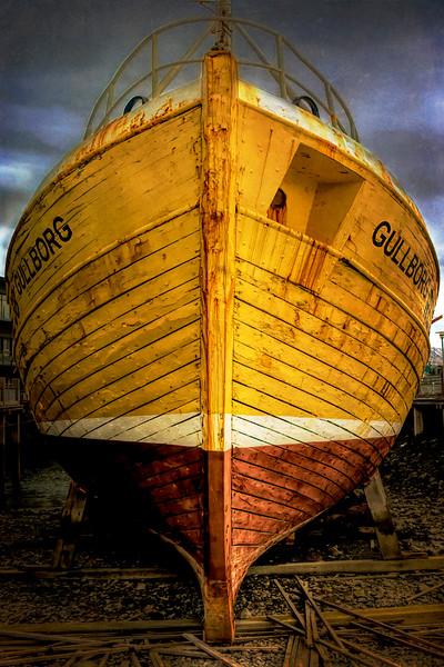 Fishing Boat Gullborg - Reykjavik, Iceland