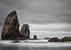 Sea Stacks - Cannon Beach