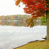 Autumn Lake - Pocono Mountains - Pennsylvania