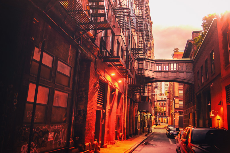 New York City Alley