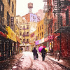 The Colors of Snow - New York City